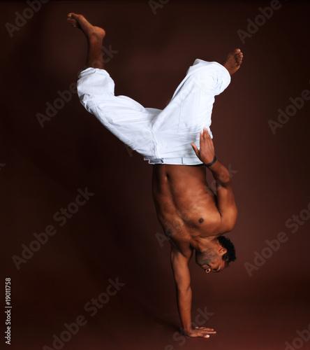 Foto-Rollo - capoeira (von Peter Atkins)