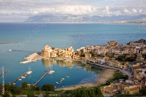 Fotografie, Obraz  Castellammare del Golfo, Sicily, Italy