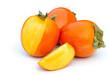 canvas print picture - Kaki - Japanese Persimmon 15