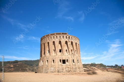 ancient watchtower
