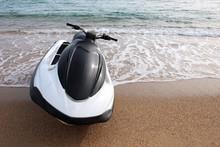 Scooter Sur L'eau