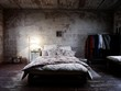 canvas print picture - Schlafzimmer