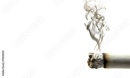 Fotografie, Obraz  Sigaretta che fuma