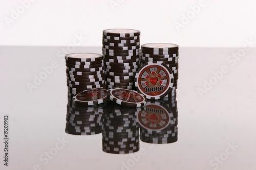 Photo Poker Chips 10.000