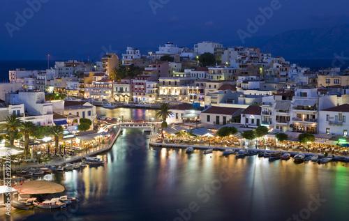 Fototapety, obrazy: Agios Nikolaos