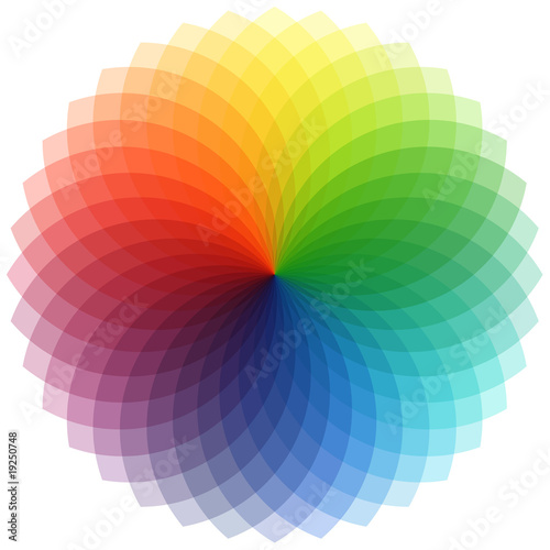 Fotografie, Tablou Spectral flower