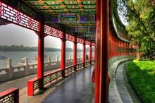 Beihai Park - Classical Chinese Garden In Beijing (Peking)