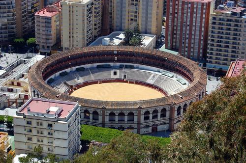 Poster Artistique Stadium Scene