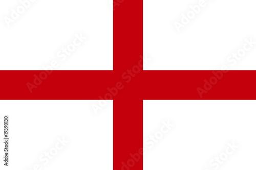 Cuadros en Lienzo flagge england