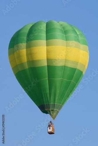 In de dag Ballon Montgolfiere #30