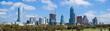 canvas print picture - Austin, Texas Skyline