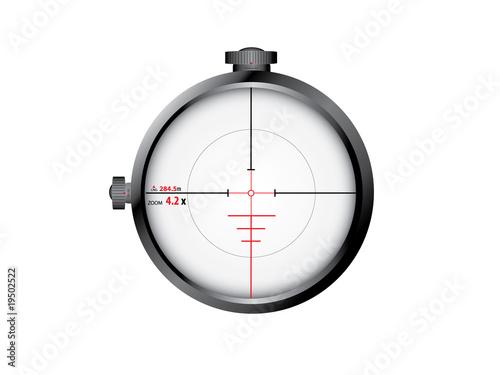 Fotografía  Sniper scope