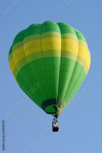 In de dag Ballon Montgolfiere #33