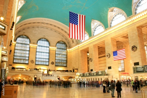 Grand Central Station Tablou Canvas