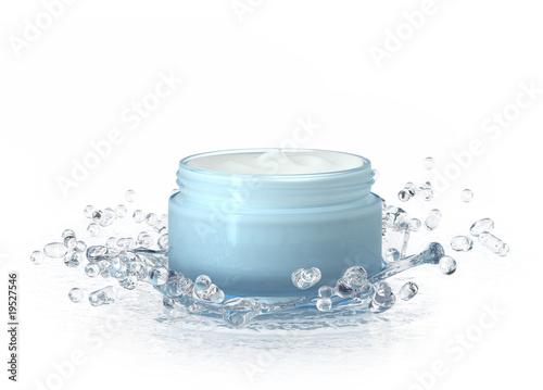 Fotografie, Obraz  moisturizing cream