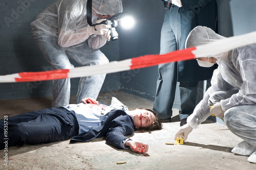 Photo  Forensic Team