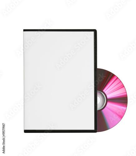 Fotografía Disk and Box