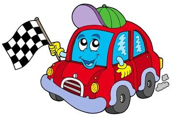 Starter automobilskih utrka