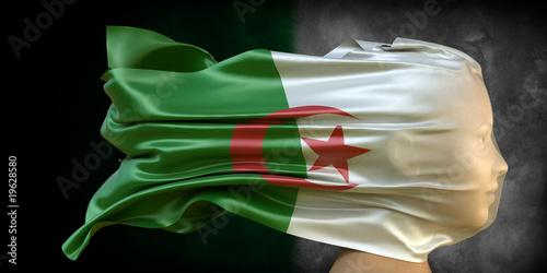 Fotobehang Algerije al-Dschazar