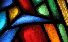 Stained Glass Abstract 33