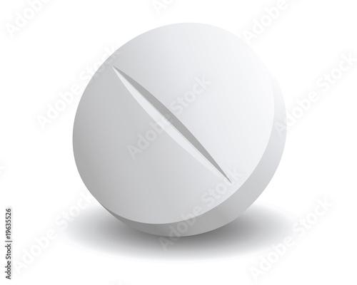 Obraz pill vector - fototapety do salonu