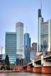 Brückenskyline Frankfurt