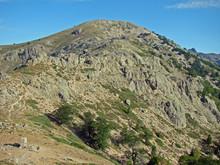 Corse, Sur Le GR20 : Le Col De Saint Pierre