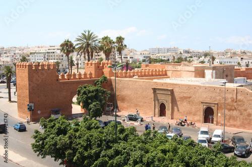 Recess Fitting Morocco medina di Rabat, Marocco