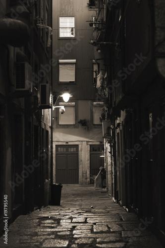 Valokuva  Alley