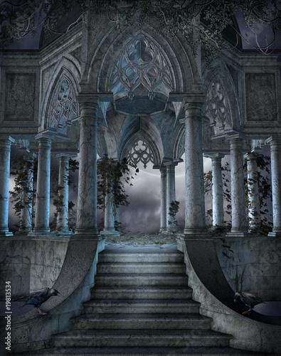 Fototapeta Sceneria gotycka 62 obraz