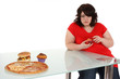 canvas print picture - Sehnsucht auf Fastfood