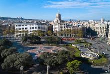 Spain - Barcelona - Placa De C...