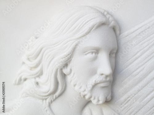 volto di cristo gesù Wallpaper Mural