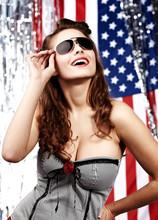 American Pin-up Girl