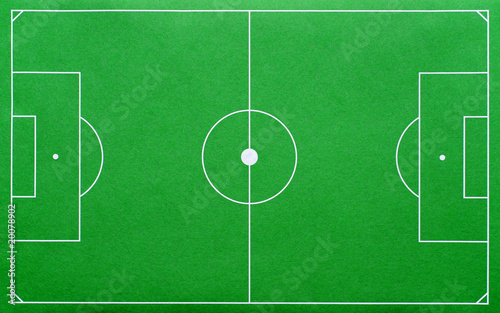 Football Pitch Fussballplatz Buy This Stock Illustration