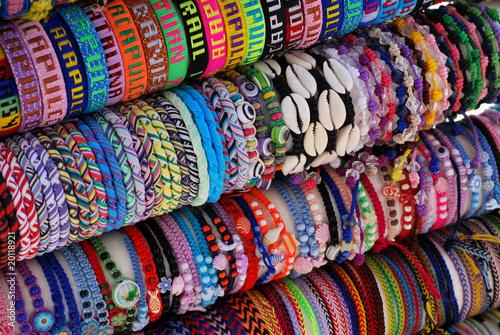 Fotografija  bracelets from acapulco