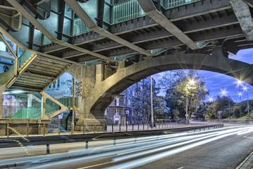 FototapetaPoniatowski Bridge