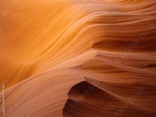 Tuinposter Centraal-Amerika Landen Sandsteinformation im Antelope Canyon, Arizona, USA