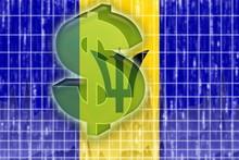 Barbados Flag Finance Economy