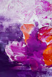 canvas print picture - gemalter Hintergrund