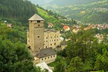 Landeck Burg - Landeck Castle 03