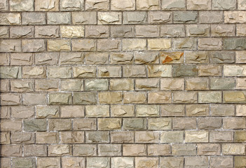 FototapetaGrunge and old brick wall background texture