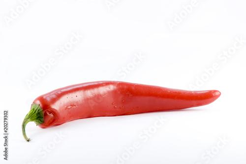 Fotografie, Obraz  piment rouge