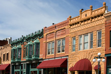 Deadwood, South Dacota - National Historical Landmark