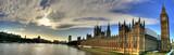 Londyn - Budynki parlamentu i Big Ben