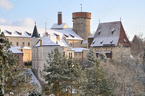 Vászonkép Castle
