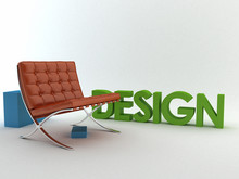 Interior Design With Text