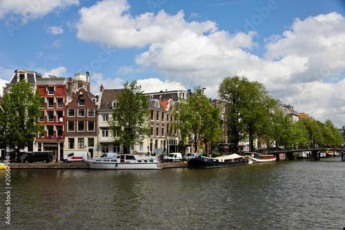 Staande foto Rotterdam Holland, Niederlande, Haupstadt Amsterdam