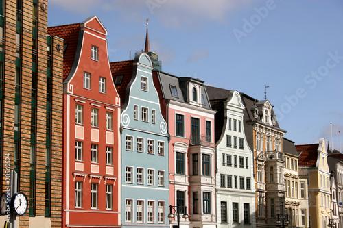Fotografía  Rostocker Altstadt - Kröpeliner Straße