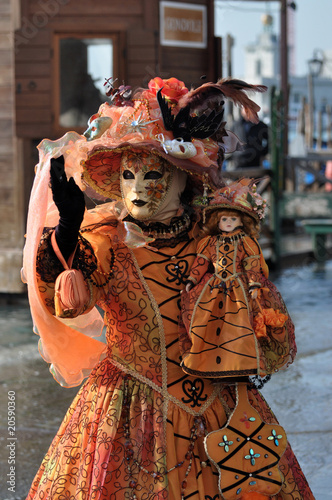 Fototapety, obrazy: Le Carnaval de Venise